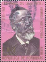 [Airmail - The 100th Anniversary of Stamp in Honduras, type HH]