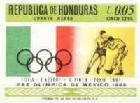 [Airmail - Olympic Games - Mexico City, Mexico, Typ HW1]