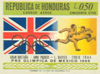 [Airmail - Olympic Games - Mexico City, Mexico, Typ HZ1]