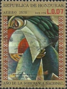 [Airmail - The 150th Anniversary of Independence, 1970, Typ IV]