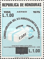 [Airmail - Various Stamps Surcharged, Typ KK6]