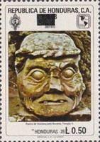 [Airmail - Previous Issues Surcharged, Typ LO3]