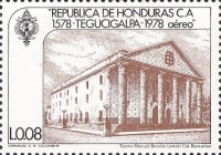 [Airmail - The 400th Anniversary of Founding of Tegucigalpa, Typ MJ]