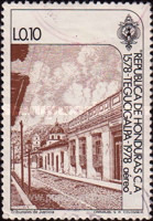 [Airmail - The 400th Anniversary of Founding of Tegucigalpa, Typ ML]