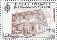[Airmail - The 400th Anniversary of Founding of Tegucigalpa, Typ MN]