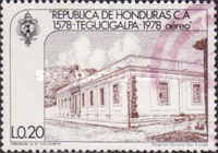 [Airmail - The 400th Anniversary of Founding of Tegucigalpa, Typ MP]