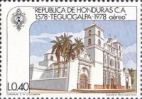 [Airmail - The 400th Anniversary of Founding of Tegucigalpa, Typ MS]