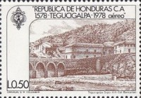 [Airmail - The 400th Anniversary of Founding of Tegucigalpa, Typ MT]