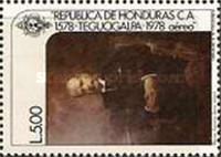 [Airmail - The 400th Anniversary of Founding of Tegucigalpa, Typ MW]