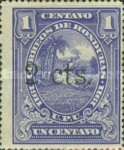 [Costal Landscape Stamps of 1911 Surcharged, type N10]