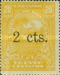 [Costal Landscape Stamps of 1911 Surcharged, type N12]