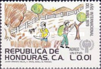 [Airmail - International Year of the Child, type NO]