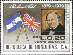 [Airmail - The 100th Anniversary of the Death of Sir Rowland Hill, type NZ]