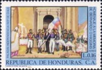 [Airmail - Bernardo O'Higgins Commemoration, type OB]