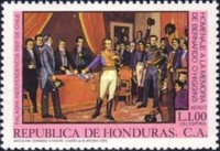 [Airmail - Bernardo O'Higgins Commemoration, type OE]