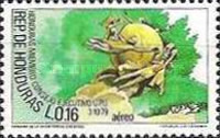 [Airmail - Election to U.P.U. Executive Council, 1979, Typ ON]