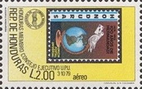 [Airmail - Election to U.P.U. Executive Council, 1979, type OR]