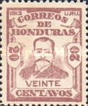 [General Terencio Sierra and General Manuel Bonilla, type P3]