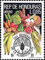 [Airmail - World Food Day, 1981, Typ PC]
