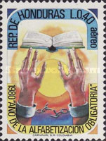 [Airmail - Literacy Campaign, 1980, Typ PD]