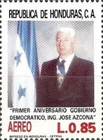 [Airmail - The 1st Anniversary of Democratic Government, Typ PQ1]