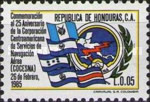 [The 25th Anniversary of Central American Air Navigation Services Association, Typ PS]