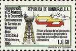 [The 25th Anniversary of Central American Air Navigation Services Association, Typ PT]