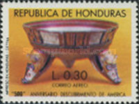[Airmmail - The 500th Anniversary of Discovery of America by Christopher Columbus, Typ QP]