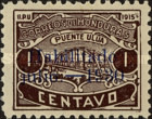 "[Stamps of 1915-1926 Overprinted ""Habilitado julio.-1930"", type R10]"