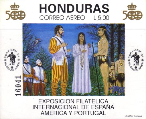 [Airmail - Spain-Latin America Stamp Exhibition