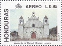 [Airmail - Churches, type RX]