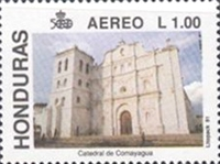 [Airmail - Churches, type RY]