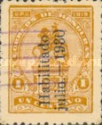 "[Stamps of 1915-1926 Overprinted ""Habilitado julio.-1930"", type U24]"