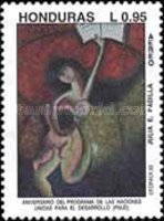 [Airmail - The 40th Anniversary of United Nations Development Programm, Typ VM]