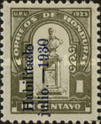 "[Stamps of 1915-1926 Overprinted ""Habilitado julio.-1930"", type X20]"