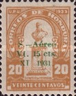 [Airmail - Previous Issue Overprinted