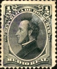 [Francisco Morazán, 1792-1842, type XXD2]