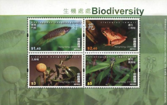 [International year of Biodiversity, Typ ]