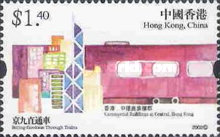 [The 5th Anniversary of Beijing-Kowloon Through Train Service, Typ AGI]