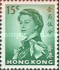 [Queen Elizabeth II - Watermark Upright, Typ AL3]