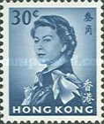 [Queen Elizabeth II - Watermark Upright, Typ AL7]