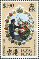 [Royal Wedding of Prince Charles and Lady Diana Spencer, Typ GS]