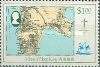 [Maps of Hong Kong, Typ IV]