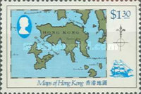 [Maps of Hong Kong, Typ IW]