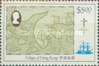 [Maps of Hong Kong, Typ IX]