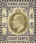 [King Edward VII, type J6]