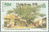 [The 19th-century Hong Kong Scenes, Typ LR]