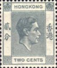 [King George VI - Different Perforation, Typ T13]