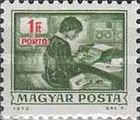 [Postage Due Stamps, Typ AA]