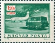 [Postage Due Stamps, Typ AB]